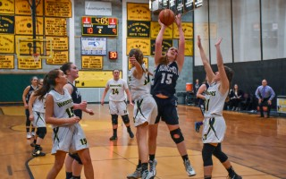 Teams from around the region, including the Monomoy girls and boys basketball teams, will be competing in the postseason. Here's hoping they have fun while doing so. Kat Szmit Photo  (photo: Kat Szmit)