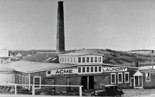 The government takeover of Acme Laundry during World War Two left owner Leo Vernon Eldredge with time on his hands, some of which he used to write letters to friends at the front. CHATHAM HISTORICAL SOCIETY PHOTO  (photo: )