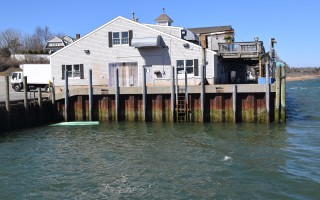 An $11 million bond to repair and upgrade waterfront infrastructure, including the town's fish pier, is one of the measures that will go before voters at Monday's annual town meeting. FILE PHOTO  (photo: )