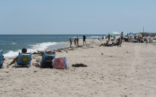 Sunbathers on North (Nauset) Beach. FILE PHOTO  (photo: Alan Pollock)