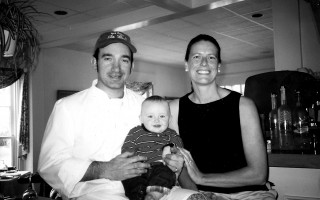 The Ramler family of the Cape Sea Grille in Harwich. June 2003. FILE PHOTO  (photo: )