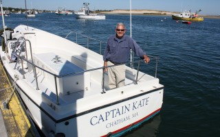 Capt. Dave Murdoch.  COURTESY PHOTO  (photo: Via https://originalchathamwatertours.com)
