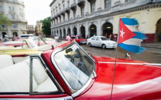 A street in Cuba. COURTESY PHOTO  (photo: )