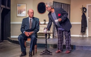 "Peter Earle, left and Peter Milsky in ""The Sunshine Boys."" MICHAEL AND SUZ KARCHMER PHOTO  (photo: )"