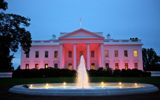 The White House.  (photo: Sonya N. Hebert)