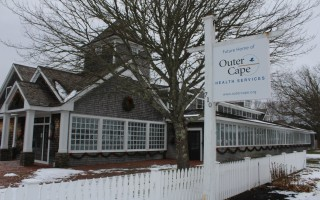 Outer Cape Health Services, Inc. has filed plans with the town for renovations to the Kennedy Building at 710 Route 28 for their 18-room health center. WILLIAM F. GALVIN PHOTO  (photo: William F. Galvin)