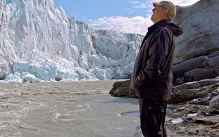 "Former Vice President Al Gore visits a glacier in ""An Inconvenient Sequel: Truth To Power,"" which will be shown at the Chatham Orpheum Theater Jan. 6. 