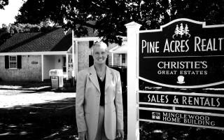 Toby Merk, former owner of Pine Acres Realty. 2001. FILE PHOTO  (photo: )