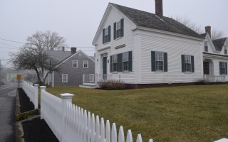 A state local option law allows tax credits for rehabilitation of residential homes within state register of historic places, such as the Old Village, above. FILE PHOTO  (photo: )