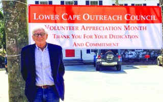 Larry Marsland, CEO of the Lower Cape Outreach Council, said the LCOC spent $95,000 more on client assistance from January to May 2018 than during the same time period in 2017, with the greatest need being housing.  COURTESY PHOTO  (photo: Courtesy LCOC)