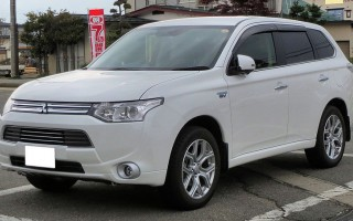 Mitsubishi Outlander.  (photo: )