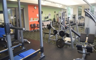 The fitness room at the Chatham Community Center. The park and recreation commission is considering expanding the facility into the adjacent conference room. TIM WOOD PHOTO  (photo: )