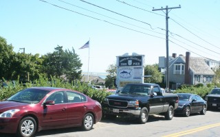 The chronic shortage of parking at the fish pier was one concern raised by the summer residents' advisory committee. FILE PHOTO  (photo: Tim Wood)