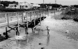 Ridgevale Beach,1988. FILE PHOTO  (photo: )