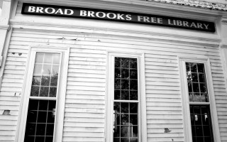Facade of the Brooks Free Library. FILE PHOTO  (photo: )