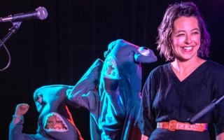 Jenny Pagliaro gave the performance of a lifetime at the 2018 Cape Cod Women's Music Festival while living with Stage IV metastatic breast cancer. The 2019 show, set for May 11, is being held in her honor as Pagliaro passed away in March. COURTESY PHOTO  (photo: )