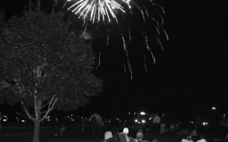 Chamber directors decided to cancel the September fireworks and other large gatherings this fall and winter. FILE PHOTO  (photo: William F. Galvin)