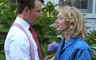 "Chris Keller with Ann Deever in ""All My Sons"" At Elements Theatre Company. COURTESY PHOTO  (photo: )"