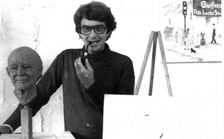 Chatham artist Jim Hennessey. 1984. FILE PHOTO  (photo: )