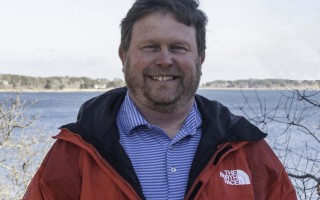 P.J. Richardson, the new executive director of Pleasant Bay Community Boating. COURTESY PHOTO  (photo: William H.Hayes)