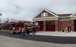 Chatham's new fire station is one of a number of recently completed capital projects. FILE PHOTO  (photo: Tim Wood)