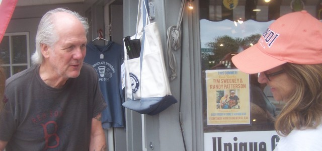Savvy Shoppers Storm Sidewalk Sale In Orleans   Cape Cod
