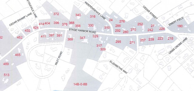 Stage Harbor Rd  Owners Polled On Historic District Support