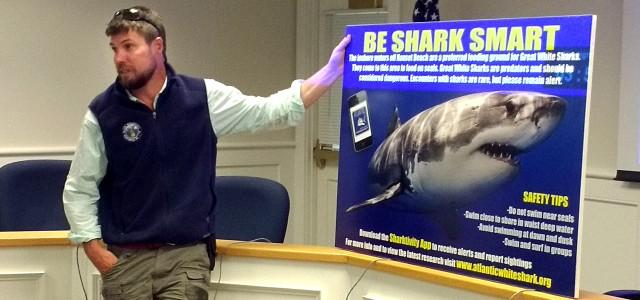 Beach Managers Prepare For 2016 Shark Season | Cape Cod