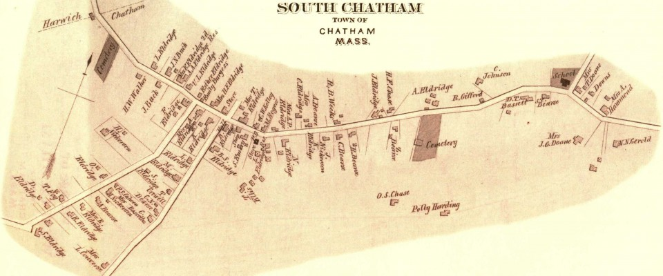 Residents Hear Details Of Proposed South Chatham Historic District on