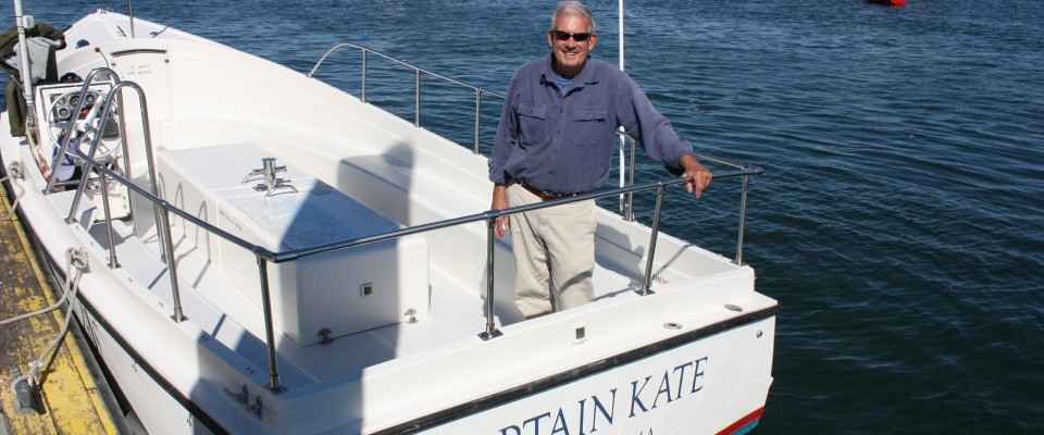 Death of 'Capt  Dave' Murdoch Stuns Waterfront | Cape Cod Chronicle