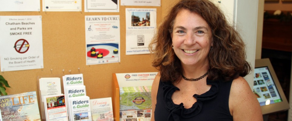 New Chamber Exec Mary Cavanaugh Seeks To Strengthen Partnerships