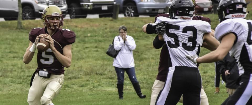 Cape Tech Football Falls To Bellingham | Cape Cod Chronicle