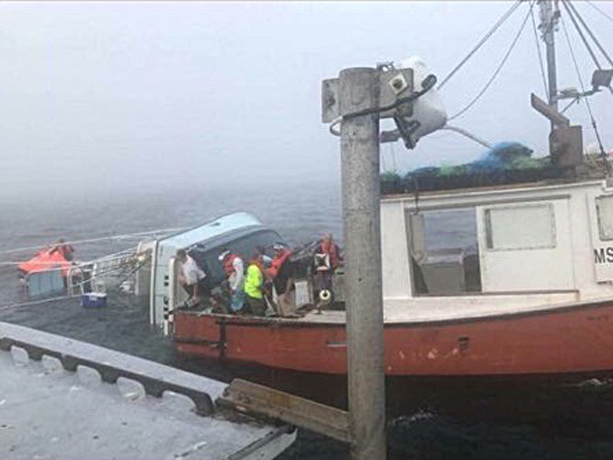 No Injuries After Boats Collide Off Monomoy | Cape Cod Chronicle